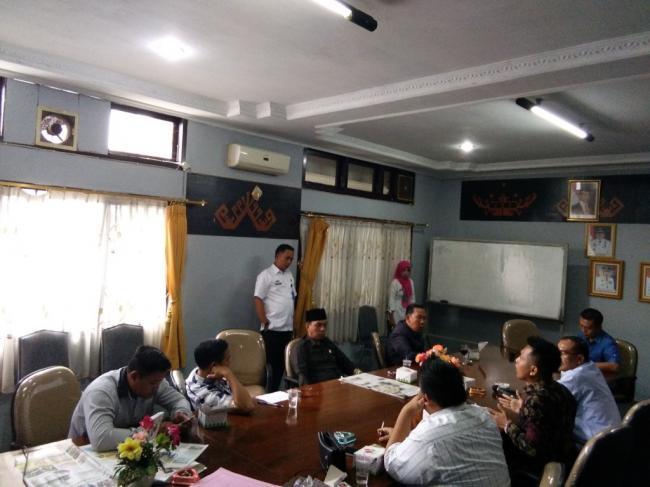 Rabu Tanggal 8 Maret 2017, Rapat Badan Musyawarah DPRD Kabupaten Lampung Utara Pembahasan Kegiatan Anggota DPRD Kabupaten Lampung Utara, Bulan Maret Tahun 2017.